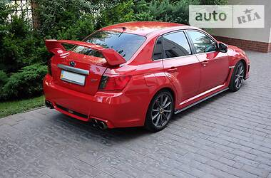 Subaru Impreza WRX STI AT 2011