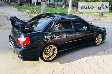 Subaru Impreza  WRX STI  2001