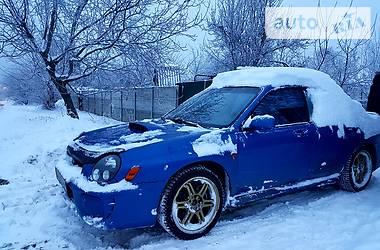 Subaru Impreza  WRX STI PRO DRIVE 2002