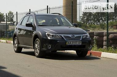 Subaru Impreza  XV sport 2012