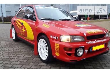 Subaru Impreza GC газ-бензин 1994