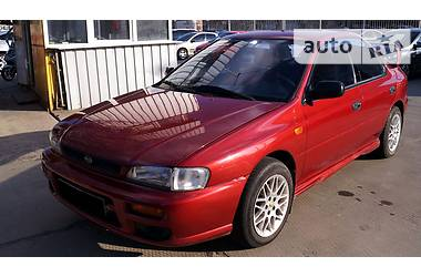 Subaru Impreza GL 1998