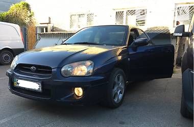 Subaru Impreza 1,6 2005