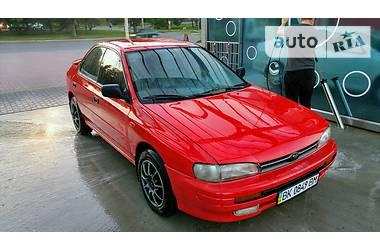 Subaru Impreza 4wd 1994