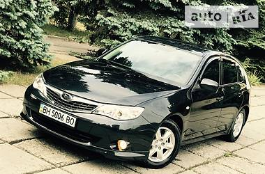 Subaru Impreza  V IDEALE+GBO 2008