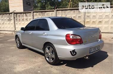 Subaru Impreza 1.6 2003