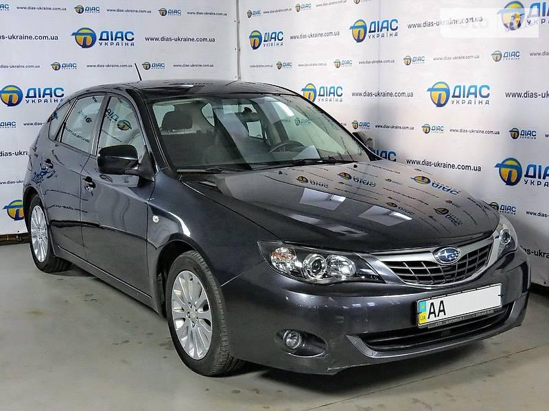 Subaru Impreza 2008 року