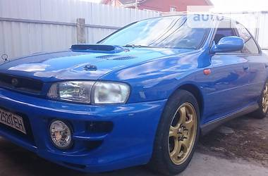 Subaru Impreza GT 1998