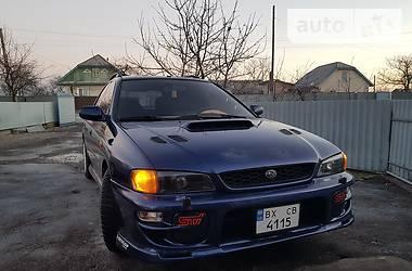 Subaru Impreza WRX EJ205 1999