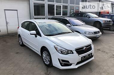 Subaru Impreza Premium 2015
