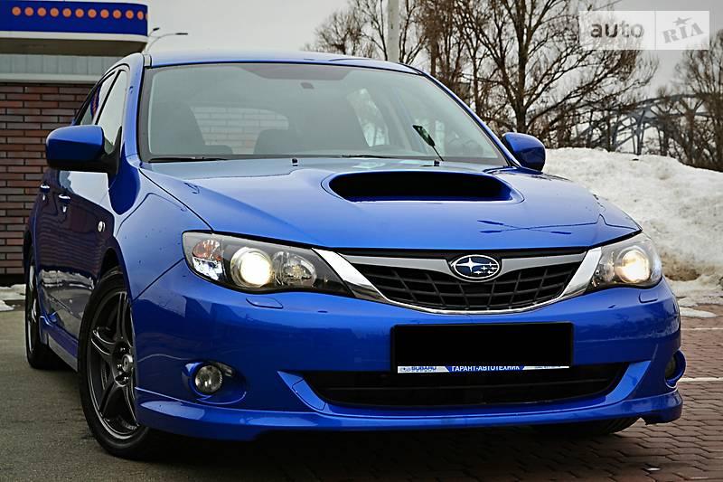 Subaru Impreza 2007 року