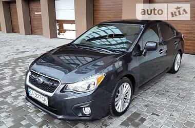 Subaru Impreza Special Edition 2011