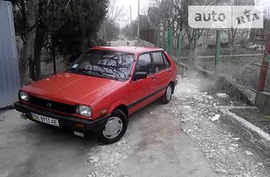 Subaru Justy  1986