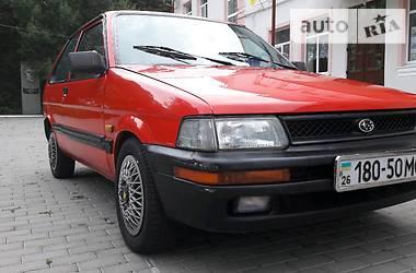 Subaru Justy ... 1989