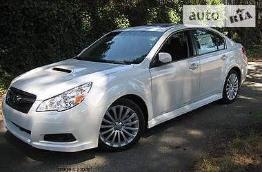 Subaru Legacy NEW GT 2012