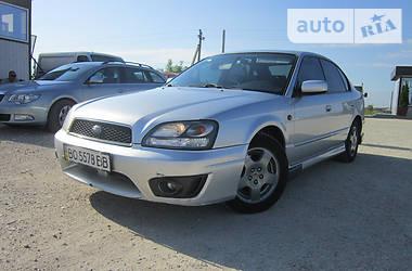 Subaru Legacy Outback 4x4 2002