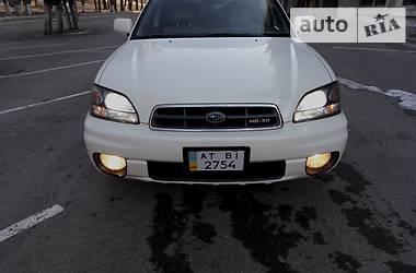 Subaru Legacy Outback  2001