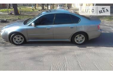 Subaru Legacy 2.0 R 2006
