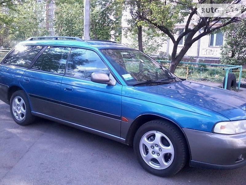 Subaru Legacy 1998 року