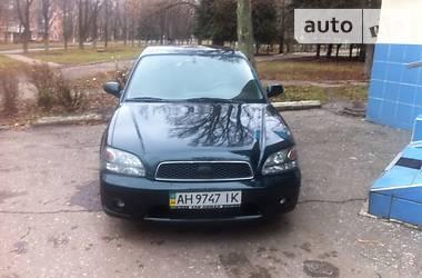 Subaru Legacy 2.0i 2002