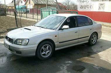 Subaru Legacy 4WD 2000