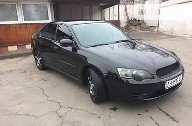Subaru Legacy 2.0 R 2005