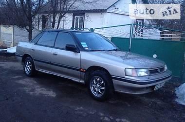 Subaru Legacy 4x4 1991