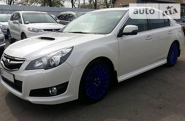 Subaru Legacy GT 2.5 turbo 2012