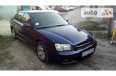 Subaru Legacy Limited 2002
