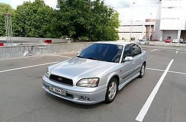 Subaru Legacy 2.0 GL 2002