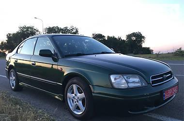 Subaru Legacy GL 2001