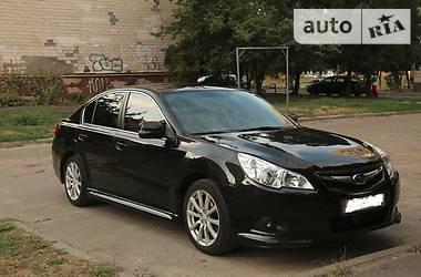 Subaru Legacy 2.5i 2010