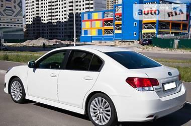 Subaru Legacy 2.5 GT Sport 2012