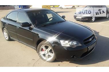 Subaru Legacy 2.0 R 2003