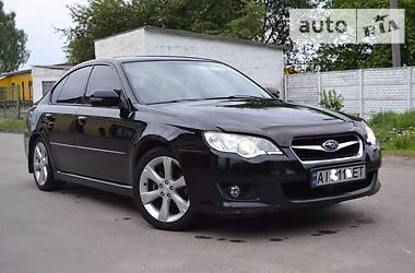 Subaru Legacy 2.0 GAZ 2007