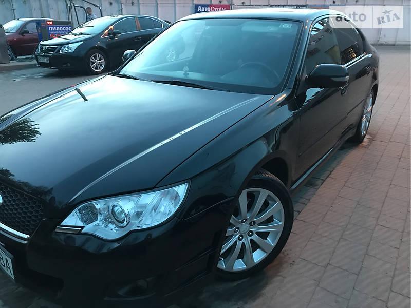 Subaru Legacy 2007 року