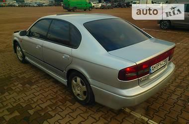 Subaru Legacy 2.0i 2001