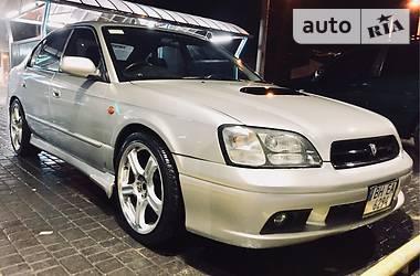 Subaru Legacy B4 Twinturbo 2001