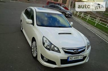 Subaru Legacy GT 2010