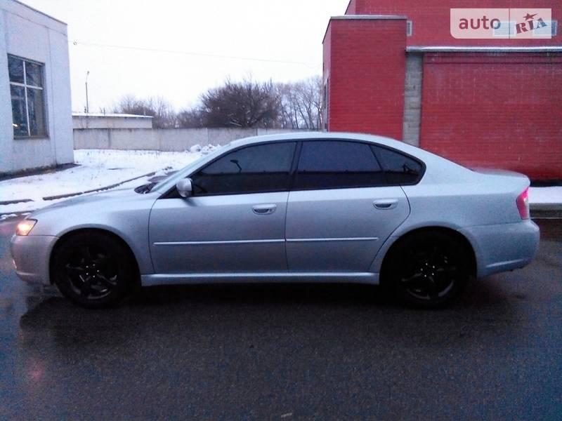 Subaru Legacy 2006 року