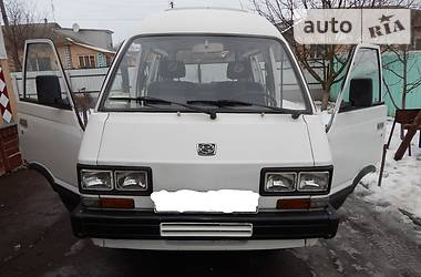 Subaru Libero  1986