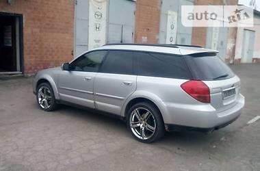 Subaru Outback 3.0 AWD 2005