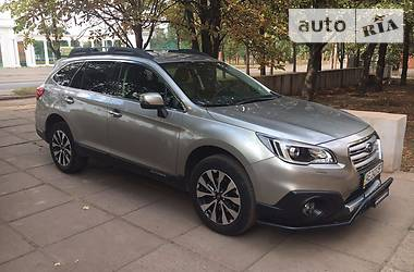 Subaru Outback 2.5i-S ZQ (Premium) 2015