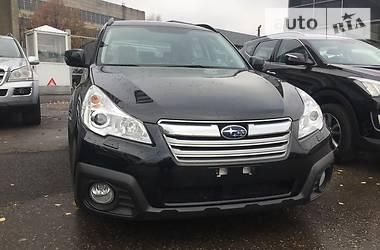 Subaru Outback 2.5 CVT 2014