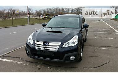 Subaru Outback 2.0 D 4x4 Premium 2014