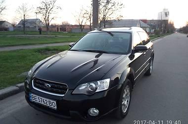 Subaru Outback 2.5 AWD  2006