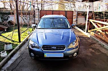 Subaru Outback 2.5i 2004