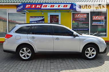 Subaru Outback 2.5 2012