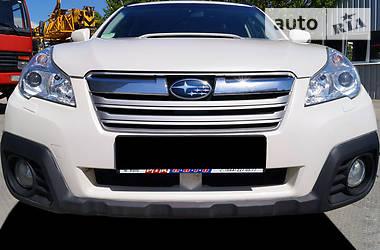 Subaru Outback CRDI 2013