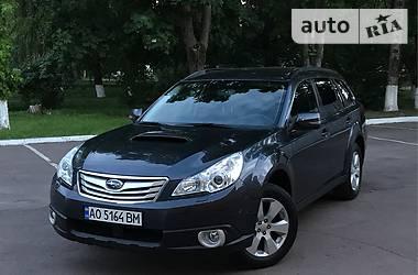 Subaru Outback 2.0  2011